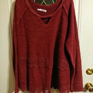 Top by Maurices size 3X (3)